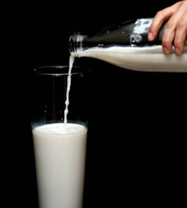 What is cow milk allergy and its treatment?